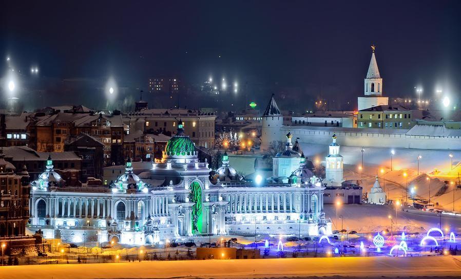 казань_новогодняя1 вечерняя